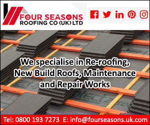 Four Seasons Roofing Co UK Ltd