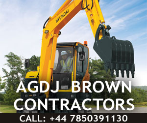 A G D J Brown Contractors ltd