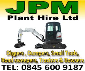 JPM Plant Hire Ltd
