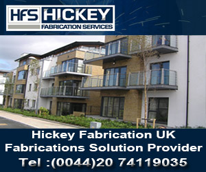 Hickey Fabrication UK Ltd