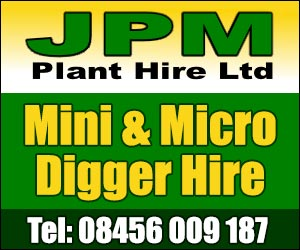 JPM Plant (Mini Micro Digger Hire) Ltd