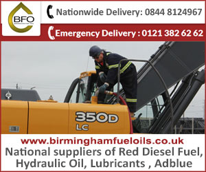 Birmingham Fuel Oils Ltd