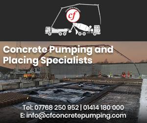 CF Concrete Pumping