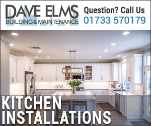 Dave Elms Kitchen Installation