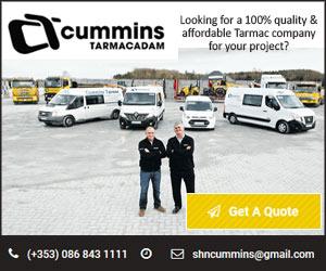 Cummins Tarmacdam