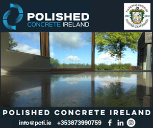 Polished Concrete Ireland