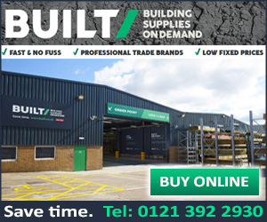 BUILT/ Builders Warehouse