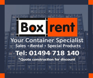GVCT UK Ltd Buckinghamshire container rentals bucks london uk