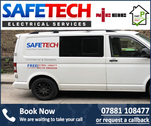 Safetech Electrical Contractors Ltd