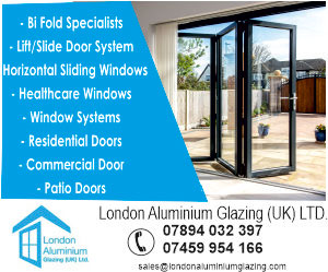 London Aluminium Glazing (UK) Ltd