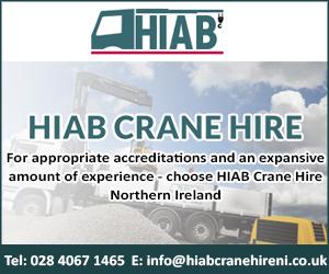 HIAB Crane Hire NI