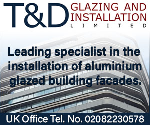 T&D Glazing And Installation Limited