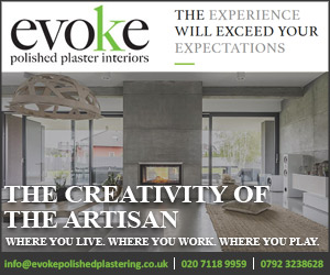 Evoke Polished Plaster Interiors