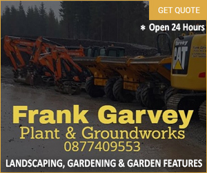 Frank Garvey Plant Hire & Groundwork