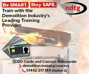 National Demolition Training Group Ltd (NDTG)