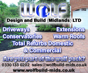 Wolf Design and Build (Midlands) Limited