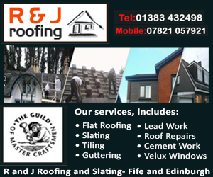 R & J  Roofing