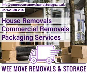 Wee move removals and storage