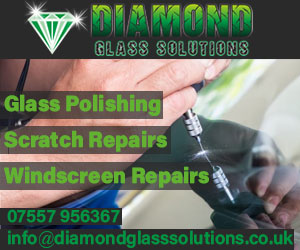 Diamond Glass Repair