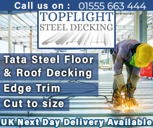 Topflight Steel Decking