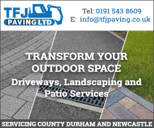 TFJ Paving LTD