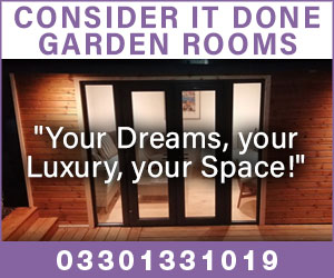 Consider It Done Garden Rooms ltd