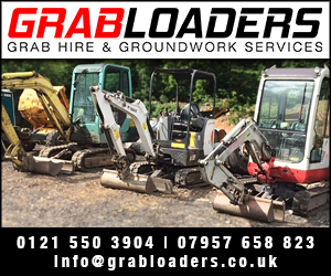 Grab Loaders Grab Hire and Groundwork Services