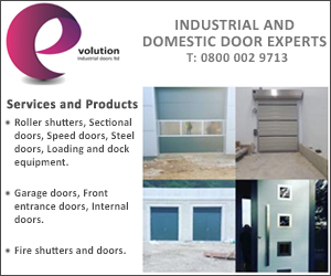 Evolution Industrial Doors