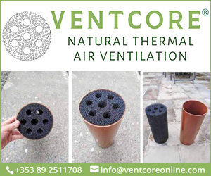 Ventcore Natural Thermal Air Ventilation