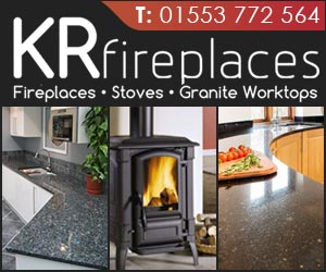KR Fireplaces Ltd