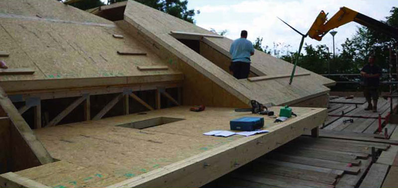 Sips Uk Ltd Rushden Structural Insulated Panels