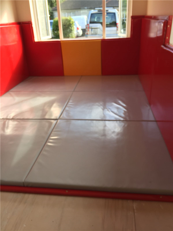 Padded Play area  Gallery Image