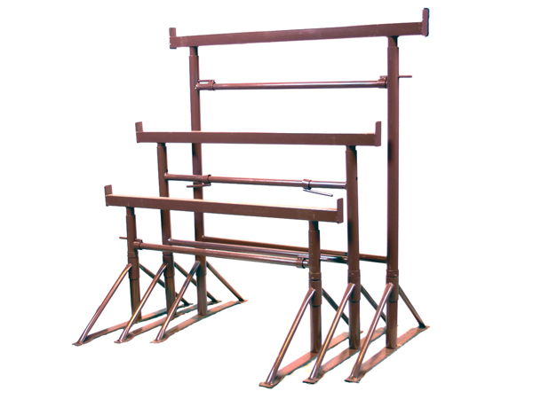 Steel trestles in 3 sizes Gallery Image