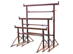 Steel trestles in 3 sizes Gallery Thumbnail