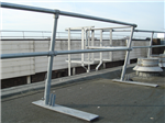 Roof edge permanent guardrail Gallery Thumbnail