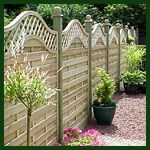 Decorative Fence Panels Gallery Image