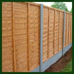 Garden Fence Panels Gallery Image
