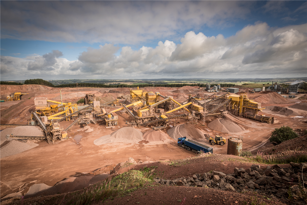 Quarry view  Gallery Image