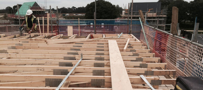 Bartram Timber Beeston Metal Web Joist Manufacturers