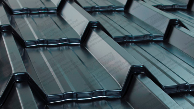 Rhino Steel Cladding Whitacre Heath Box Profile
