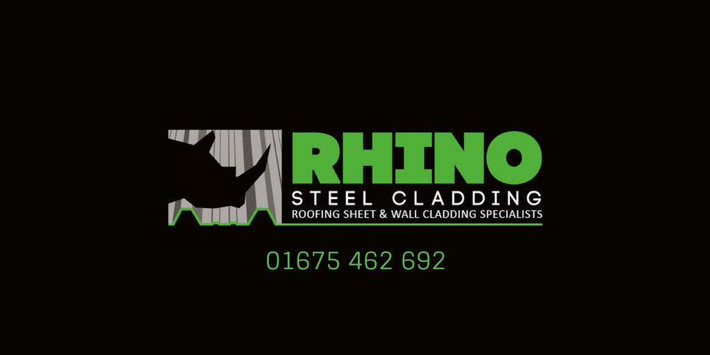 Rhino Steel Cladding Whitacre Heath Box Profile
