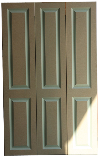 The Cutting Room Huntingdon Replacement Doors