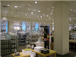 John Lewis Store: Supply & Installation of Laminate Faced Pre-formed Plywood Column Casings including the internal support framework. Gallery Thumbnail