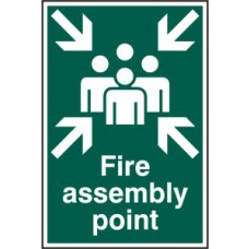 Fire Assembly Point 1541 £7.99 Gallery Image