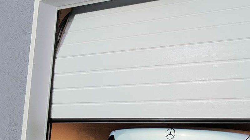 Up And Over Sectional Roller Rollaway Garage Doors