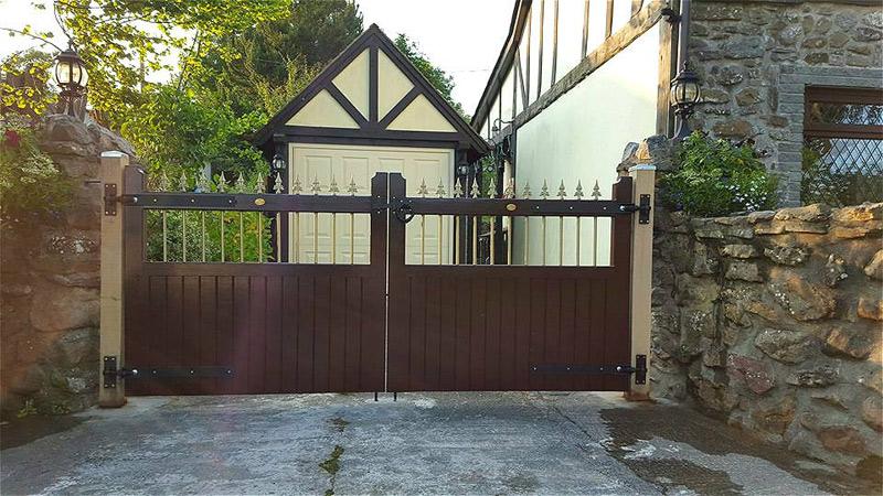 Metal Amp Wooden Gates Suppliers Uk Wide Cannock Gates Ltd