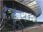 Window Film to reduce the glare