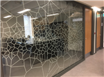 Optically Clear Printed Window Film to meet Reg 14 Gallery Thumbnail