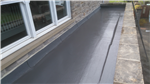 Topseal GRP system on rear extension. Gallery Thumbnail