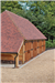 Four bay fully hipped timber framed barn garage Gallery Thumbnail